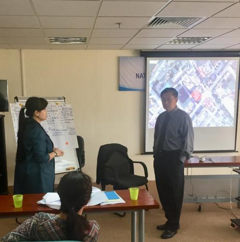 Group 2 Presentation to Class