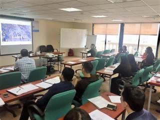 Screening Video on Terrorism