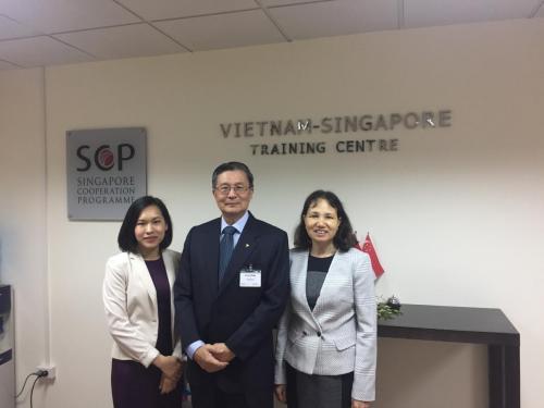 Training Centre Admin Staff